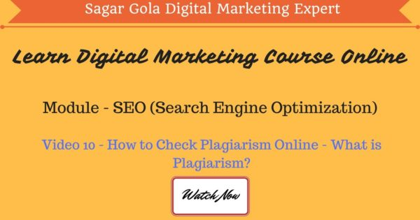 How to Check Plagiarism Online